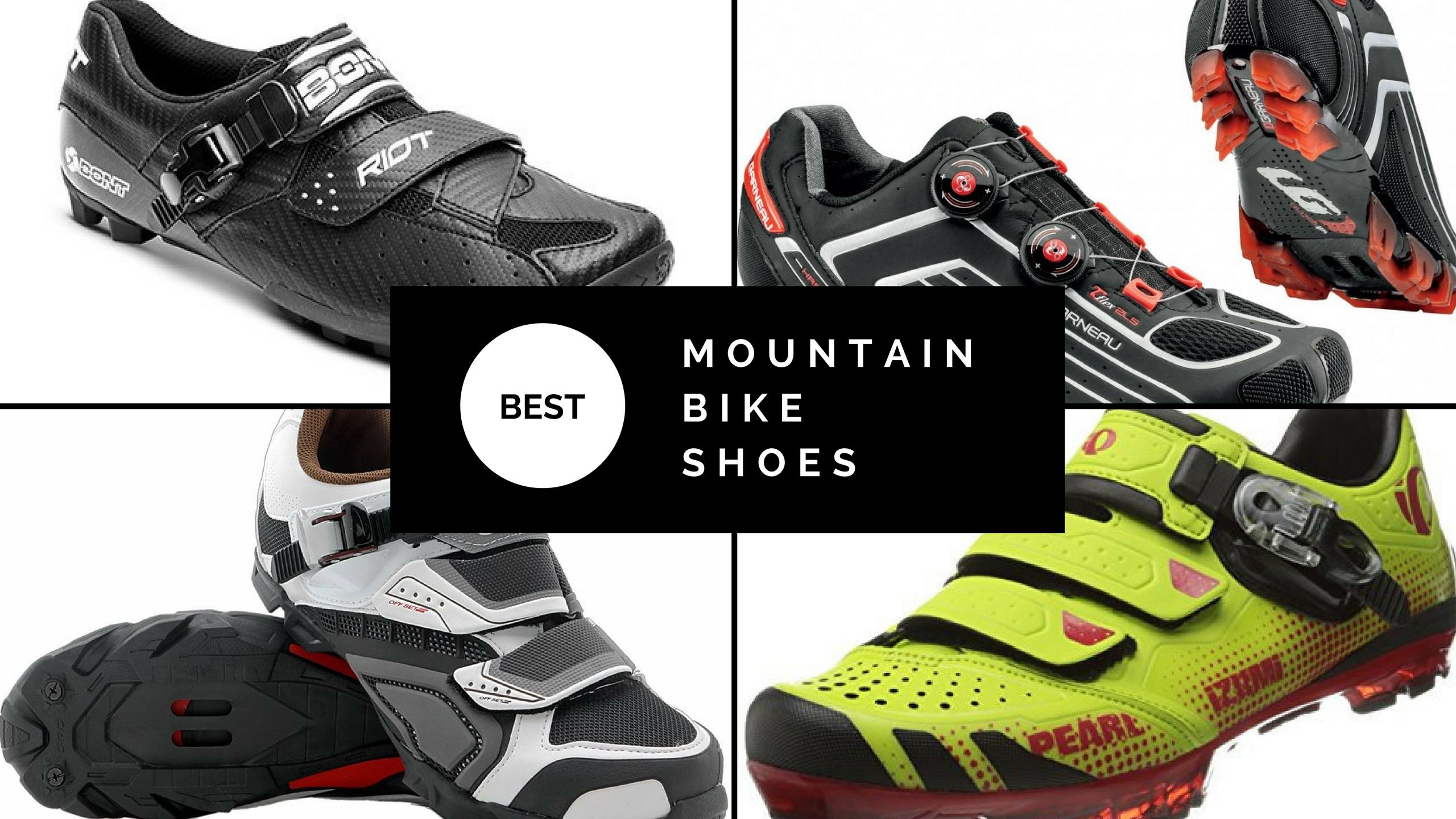 Mountain Bike Shoe Review Flats